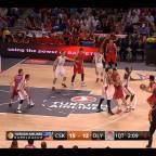 Crónica de la semifinal de Euroliga CSKA Moscú – Olympiacos del Pireo