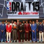 Listado completo del Draft 2015