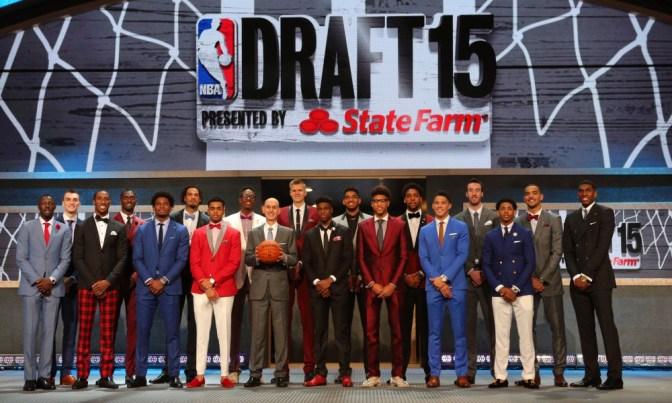 USP NBA: NBA DRAFT 2015 S BKN USA NY