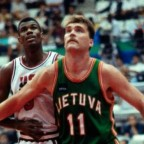 Semifinales Barcelona'92: EEUU-Lituania