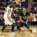 Curry y Drummond son los primeros Jugadores de la Semana de la temporada