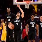 Los españoles en la NBA a 9 de noviembre