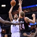 Los españoles en la NBA a 16 de noviembre