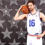 Finalmente Pau Gasol sí estará en el All Star