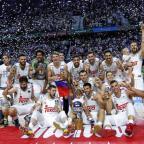 El Real Madrid y Sergio Llull repiten título