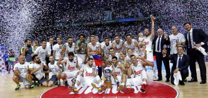 Real Madrid 15/16 Barcelona 15/16 Final Playoff Liga Endesa 15/16