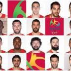 Preselección de España para Río 2016